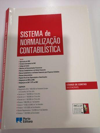 Livro Sistemas de Normalização Contabilística