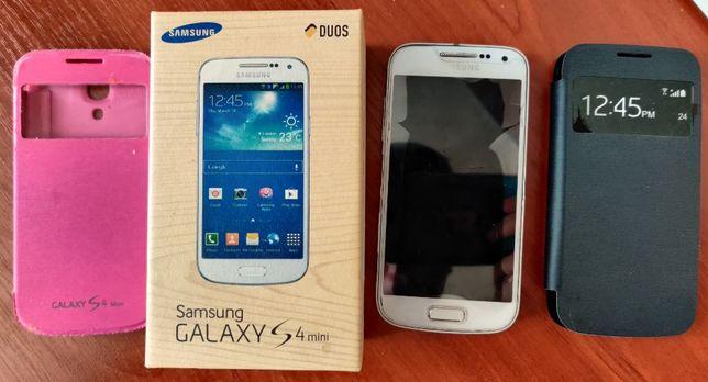 Продам свой samsung galaxy s4 mini I9192 Duos