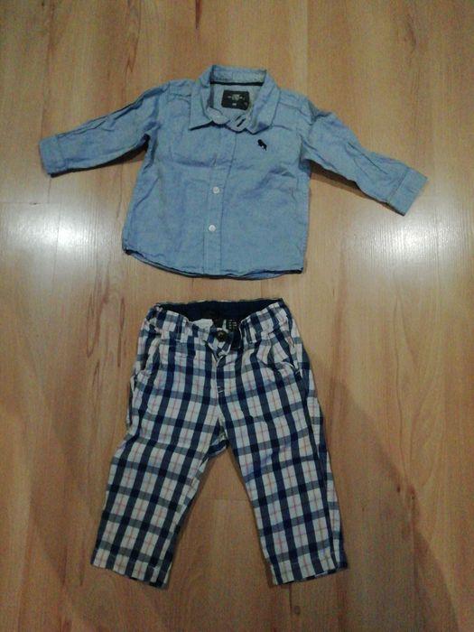Elegancki zestaw dla chłopca HM 74 Pyskowice - image 1