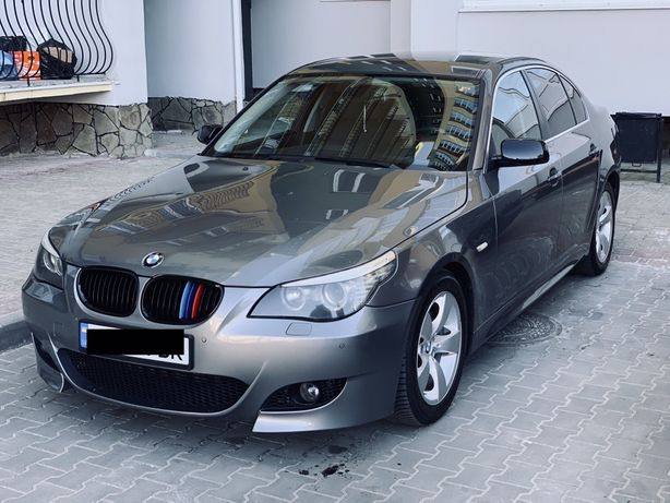 BMW 520 Restyling 520d europa