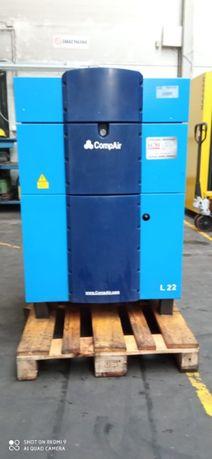 Sprężarka śrubowa, kompresor Compair L22-10,22KW,S009453