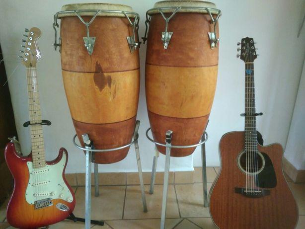 Nauka gry na gitarze akustycznej/elektrycznej i bębnach