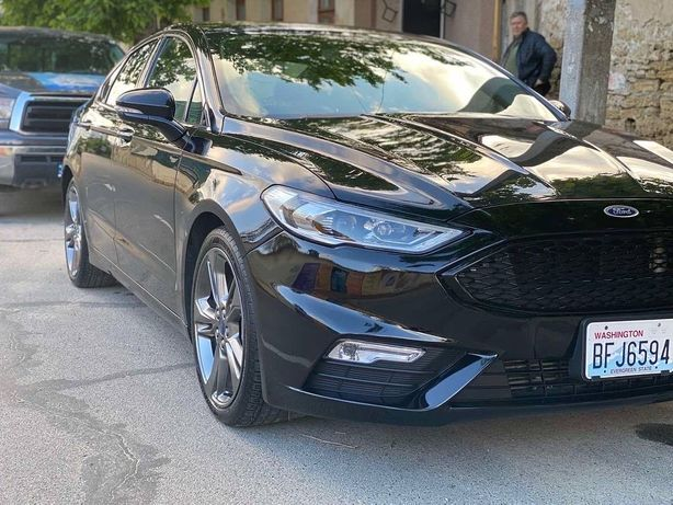 Ford Fusion 2017 sport 2.7