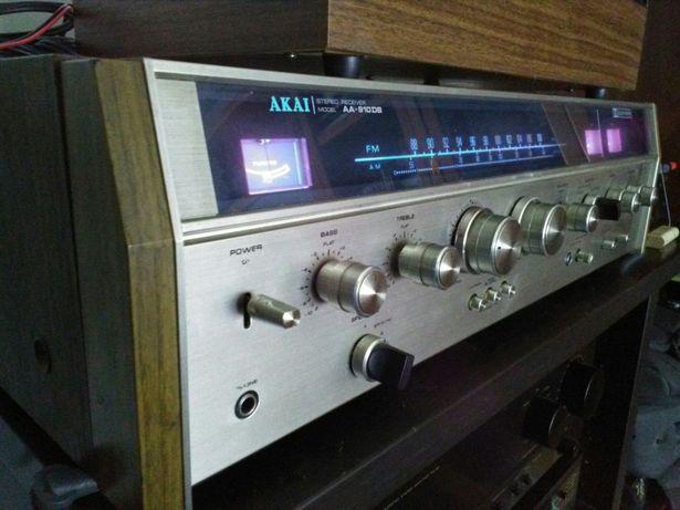 Amplificador Receiver Akai AA-910DS