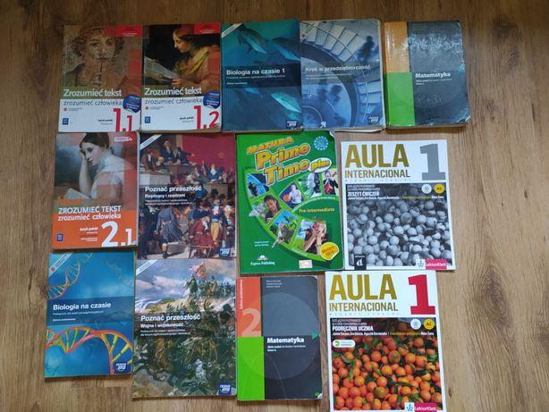Podręczniki, Aula international 1, Matematyka 1, poznać przeszłość,