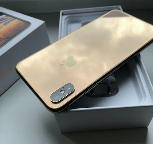 Iphone XS MAX 64 gб Neverloск, Gold - круче чем XR X полный комплект