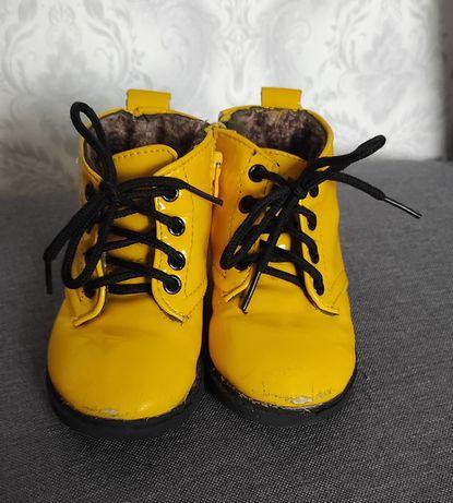 Демісезонні черевички
