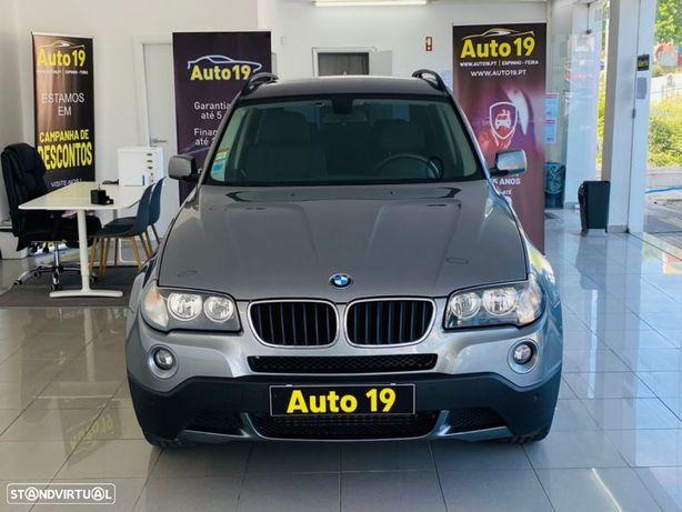 BMW X3 18 d xDrive