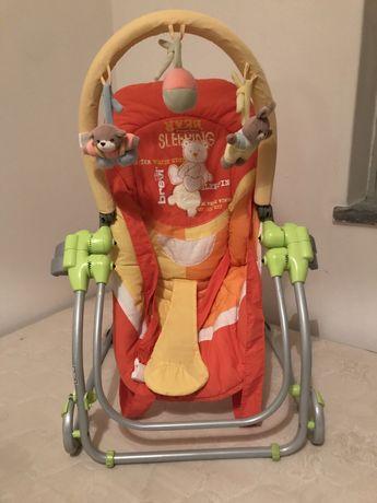 Espreguiçadeira unisexo para bebes