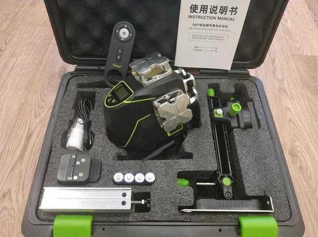 Лазерный уровень Huepar S04CG Premium Bluetooth Level