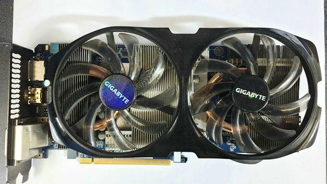 Відеокарта Gigabyte GTX GeForce660Ti
