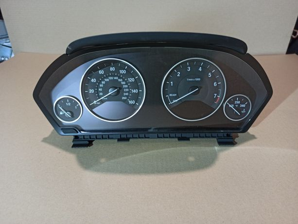 Приборная панель приборка полная БМВ F30 F31 usa Разборка BMW HELP