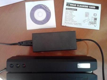 Энкодер пластиковых магнитных карт MSR606 MSR206 + программа