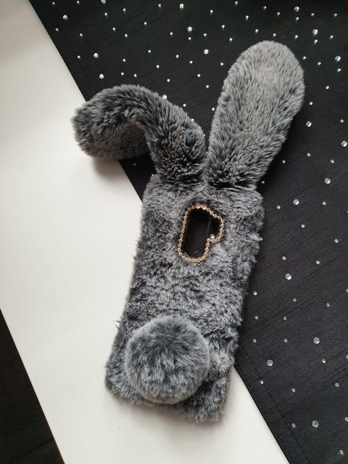 Case królik futerko Samsung Galaxy S9+ Tarkowo Dolne - image 1