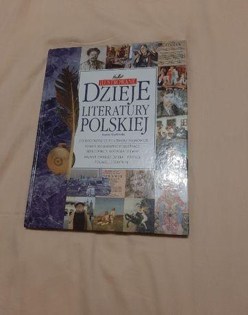 Ilustrowane dziele literatury polskiej