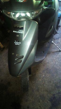 Скутер хонда діо 27