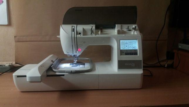 Компьютерная вышивальная машинка BROTHER lnnov-is 750E