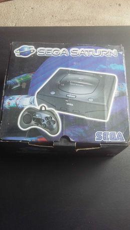 SEGA SATURN completa com caixa