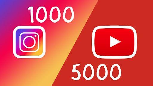 15zl-1000 Followers Instagram/YouTube/Telegram/FaceBook/TikTok