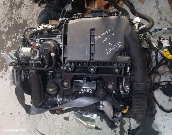 Motor Citroen Berlingo / Jumpy / Peugeot Expert 1.6 Hdi Ref. BH02