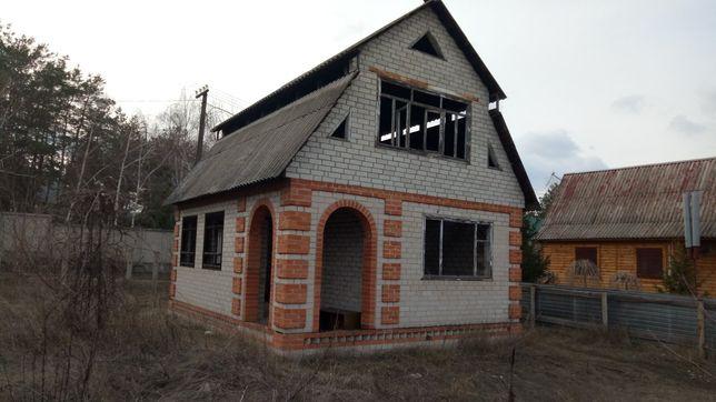 Дачный участок с домом
