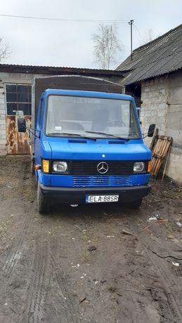 Mercedes 2.9D 1500 ładowności