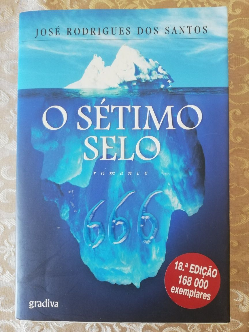 O sétimo selo - José Rodrigues dos Santos