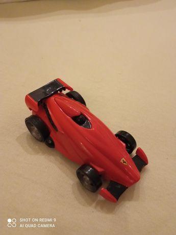 Hot Wheels Motorized Ferrari X-V Red Grand Prix Racer 2005 Mattel