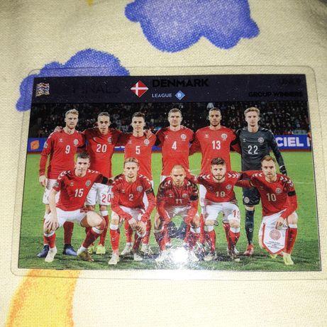 Karty FINALS Uefa Nations League