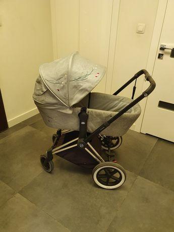 Wózek cybex priam koi gondola + spacerówka