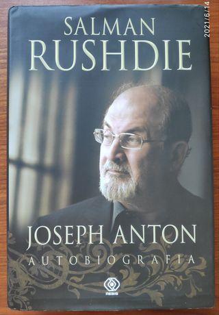 Książka Salman Rushdie Autobiografia - Joseph Anton Tanio!