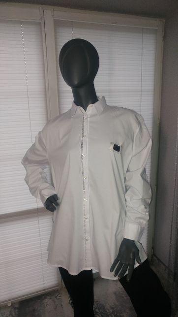 Nowa biała koszula Megi z metkami rozmiar XL/2XL/3XL