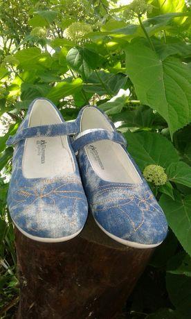 Туфли туфлі для девочки 33 размер