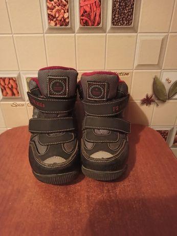 Зимові термо чоботи, зимние термо ботинки