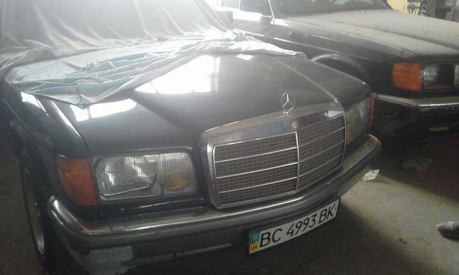 Mercedes Bens 126