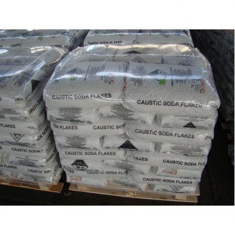 Wodorotlenek Sodu, Soda Kaustyczna płatki 24000 kg