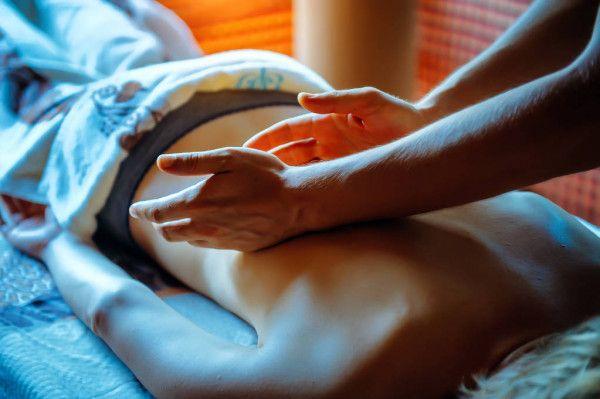 Massagem para senhora madura