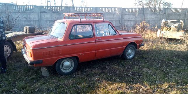 ZAZ 968M Zaporożec motobazar-prl