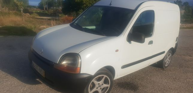 Renault kangoo 104.000 kms