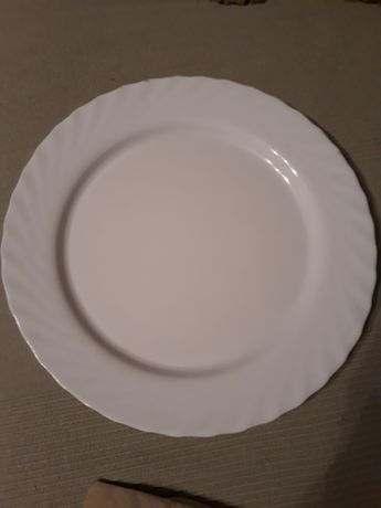 półmisek okrągły, płaski 32 cm średn. Arcopal