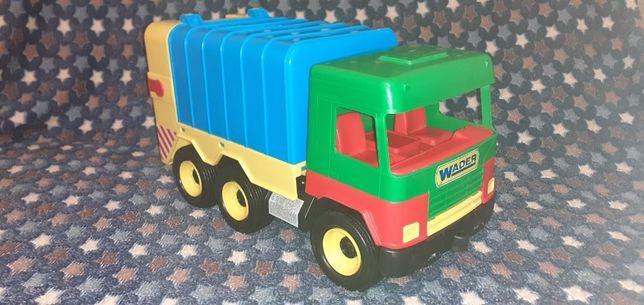 Детская игрушка машина - мусоровоз Wader