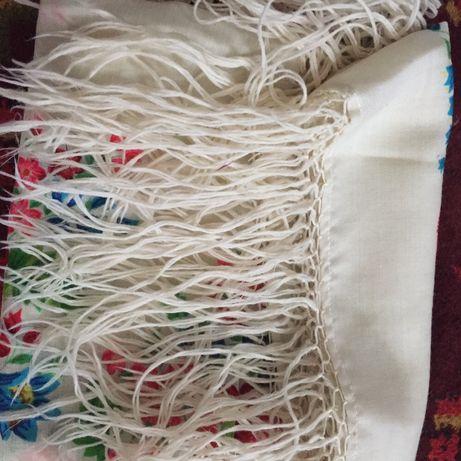 Старинные украинские народные Платки шали, хустки