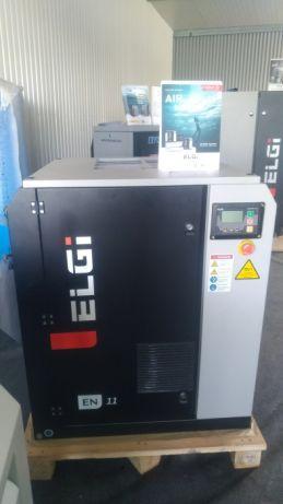 Compressor ar comprimido parafusos 15Hp ELGI