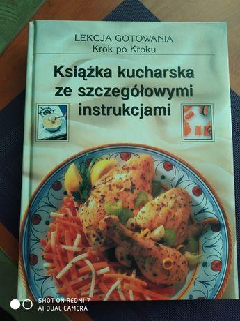 Książka kucharska szczegółowa