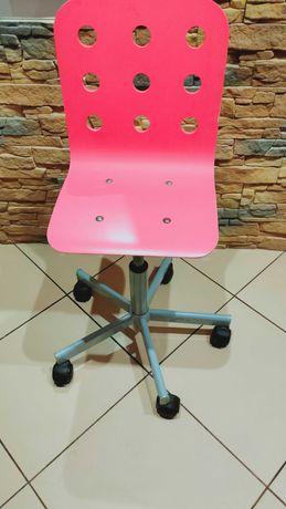 Fotel obrotowy, krzesło obrotowe, ładny stan, metalowa podstawa
