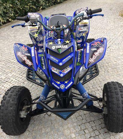 Mota 4 Yamaha Raptor YFM 660R