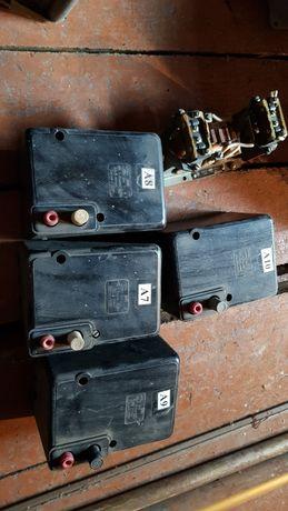Автоматический трёхфазный выключатель АП 50 Б-3МТ
