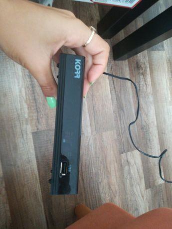 Tuner KORR MODEL HD 128 pilot kabel w zestawie