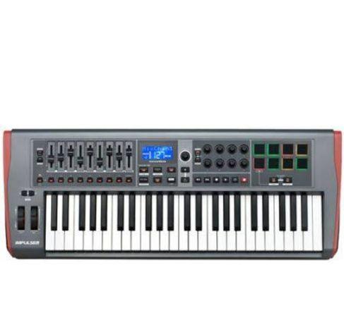 Novation Impulse 49 klawiatura sterująca USB/MIDI