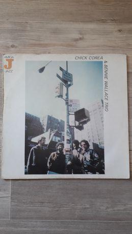 Płyta winylowa Chick Corea & Bennie Wallace Trio z 1985r.